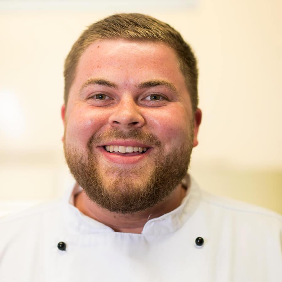 Luke - Chef at South Sixteen